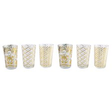 6 Piece Glasses Set