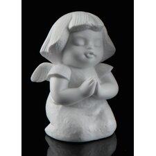Figur Kinder Abendgebet Engel