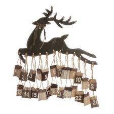 Adventskalender Reindeer