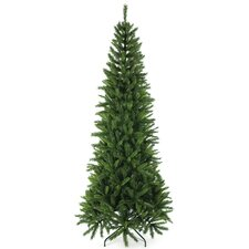 Regency 1.65m Green Fir Artificial Christmas Tree with Folding Stand