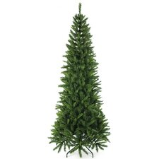 Regency 1.95m Green Fir Artificial Christmas Tree with Folding Stand