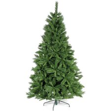 Prince 1.5m Green Pine Artificial Christmas Tree with Folding Stand