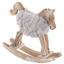 Woolly Rocking Horse