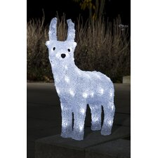 LED Acryl Rentier