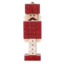 Wooden Calendar Soldier