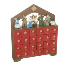 Advent Nativity Box