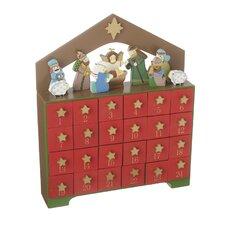 Adventskalender Nativity Box