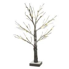 Snowy Twig Tree Lamp
