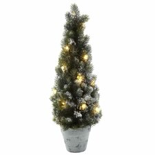 2.2' Artificial Christmas Tree with Lights