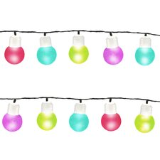 LED Party 50 Light String Lighting