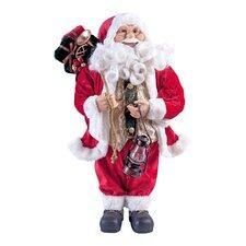 Trad Standing Santa
