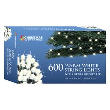 LED 600 Light String Lighting