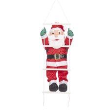 Figur Climbing Santa