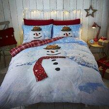 Snowman Duvet Set