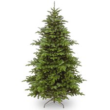 6.5' Green Fir Artificial Christmas Tree with Stand