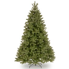 Downswept Douglas 6.5' Green Artificial Christmas Tree with Stand