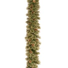 Glittery Pine Garland