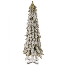 3' White Artificial Christmas Tree with Stand