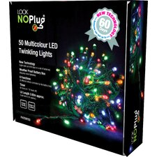 LNP Multifunction LED 50 Light String Lighting