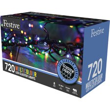 Multi Action LED 720 Light String Lighting