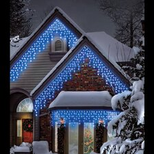LEDs Multi-Function 120 Light Icicle Light