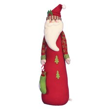 Santa Plush Figurine