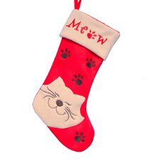 Cat Stocking (Set of 2)