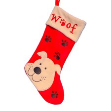 Dog Stocking (Set of 2)