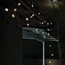 Glühbirnen-Lichterkette 40-flammig