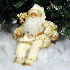 Sitting Santa