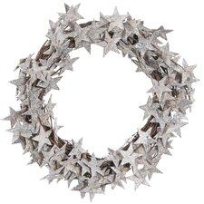 Weidenholz-Weihnachtskranz