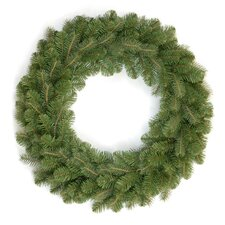 Downswept Douglas 60.96cm; PVC and PE Wreath