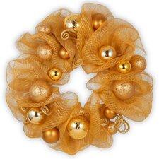 Kranz Gold Ribbon 60 cm