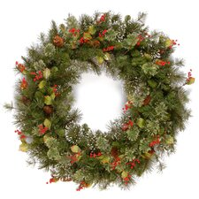 Woodbury 60.96cm; PVC Pine Wreath