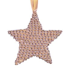 Star Ornament (Set of 6)