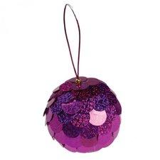 Sequin Ball Ornament (Set of 3)