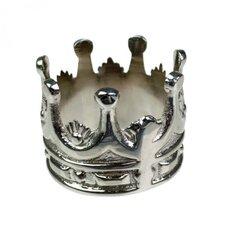 Crown Napkin Ring (Set of 6)
