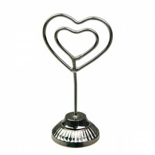 Heart Place Card Holder (Set of 4)