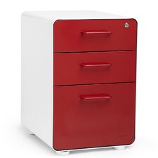 3 Drawer Fully Loaded File Cabinet