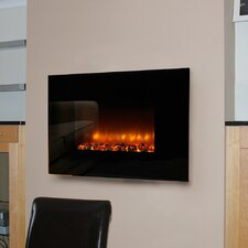 Flat TV Electric Fireplace