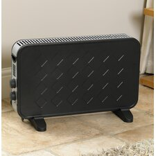 Freestanding Portable Convection Electric Heater with Safety Cut Off Switch