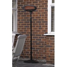 Free-Standing Electric Patio Heater