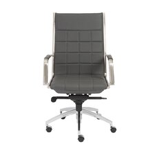 Zander High Back Office Chair with Arms