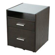 Ballard 2 Drawer Filing Cabinet
