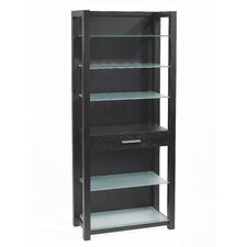 "Ballard 71.7"" Accent shelves Bookcase"