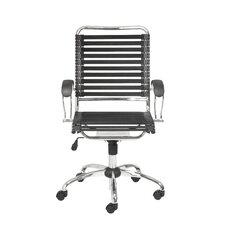 Bungie High-Back Office Chair with Flat J-Arm