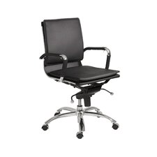 Gunar Pro Low-Back Adjustable Office Chair