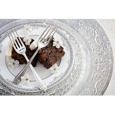 Mirrored Dessert Fork
