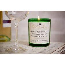Bordeaux Fig & Vetivert Jar Candle