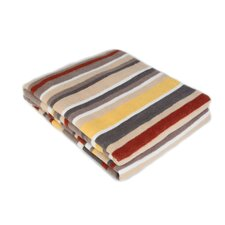 All Season Stripe Throw Blanket